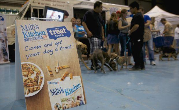 NY Food Trucks Go To The Dogs
